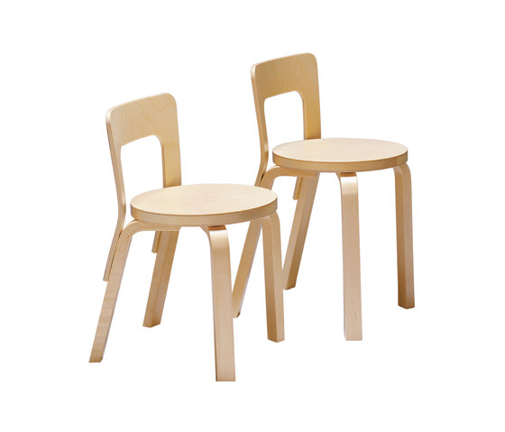 Children's Chair N65 | Moomintroll de Artek