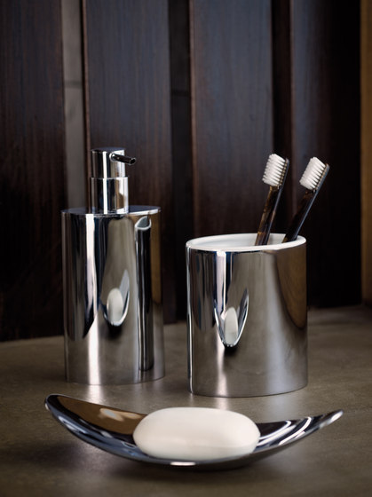 Mar Free Standing Toilet Brush by Pomd'Or