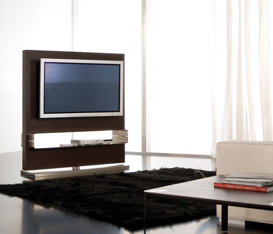 Totem TV unit by Kendo Mobiliario