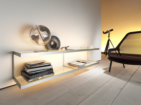 Light shelf 100 | GERA light system 6 by GERA