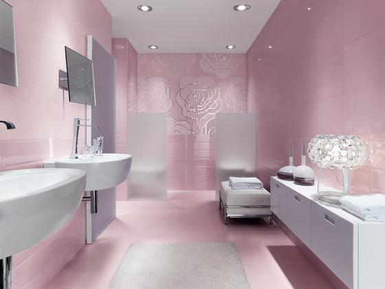 Pura di fap ceramiche pura bianco prodotto - Piastrelle rosa ...