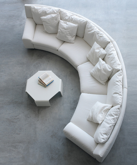 Ben Ben Sofa 2-seater by ARFLEX