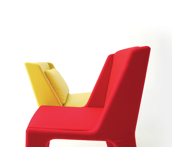 Delta Easy chair by ARFLEX