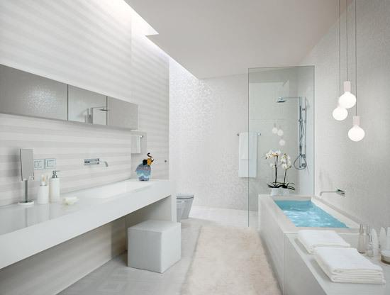 Piastrelle bagno opache affordable pulire piastrelle bagno bagno