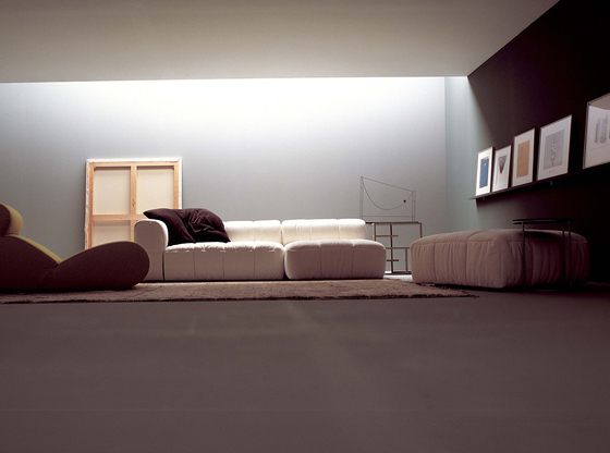 Strips Sofa bed by ARFLEX