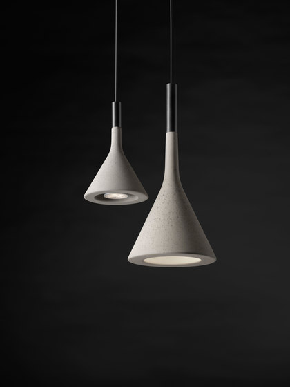 Aplomb suspension grey by Foscarini