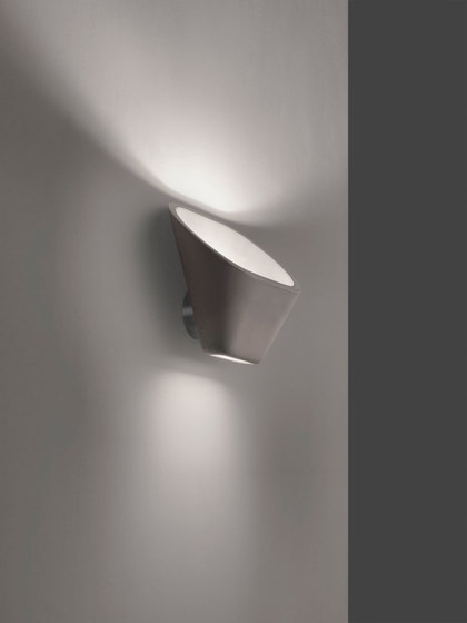 Aplomb suspension white by Foscarini