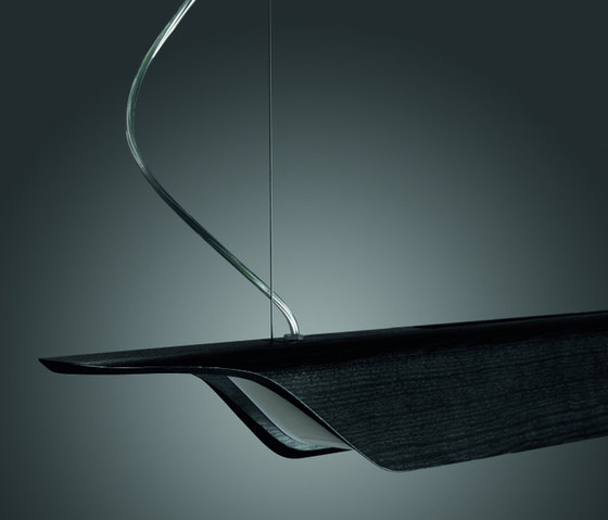 Troag suspension large de Foscarini