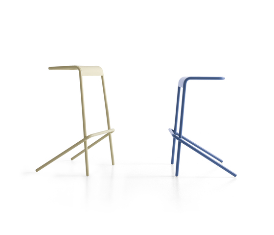 Alodia Ld 1 Bar Stools From Cappellini Architonic