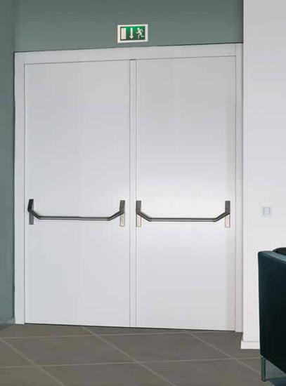 PHA 2500 narrow stile door by dormakaba