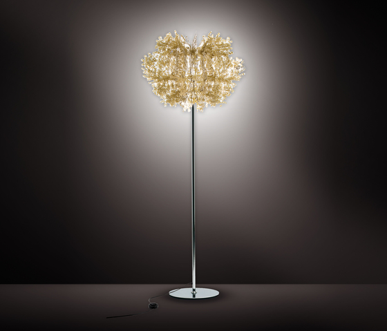 Fiorella floor by Slamp