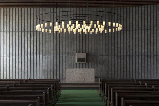 Cirio Múltiple | Pendant Lamp di Santa & Cole