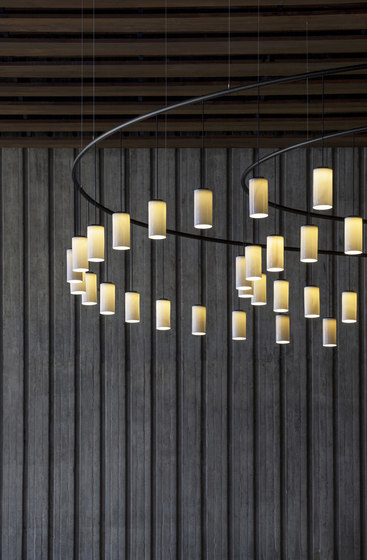 Cirio Chandelier by Santa & Cole