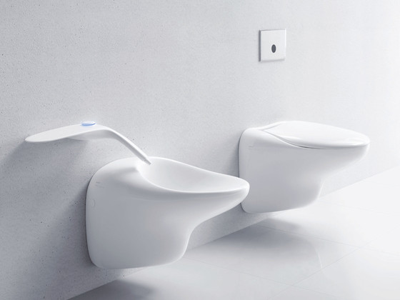 Freedom Counter washbasin by VitrA Bad