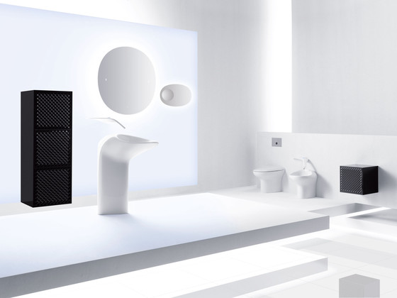 Freedom Cosmetic mirror by VitrA Bad