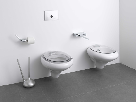 Istanbul Toilet brush set by VitrA Bad