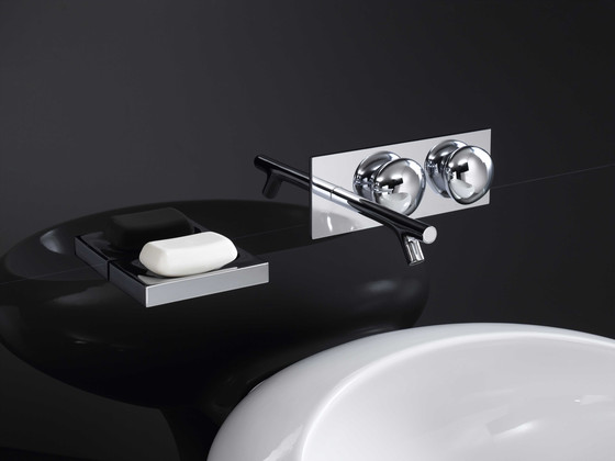Istanbul Towel holder by VitrA Bad