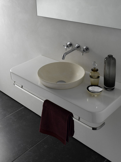 Water Jewels Washbasin by VitrA Bad
