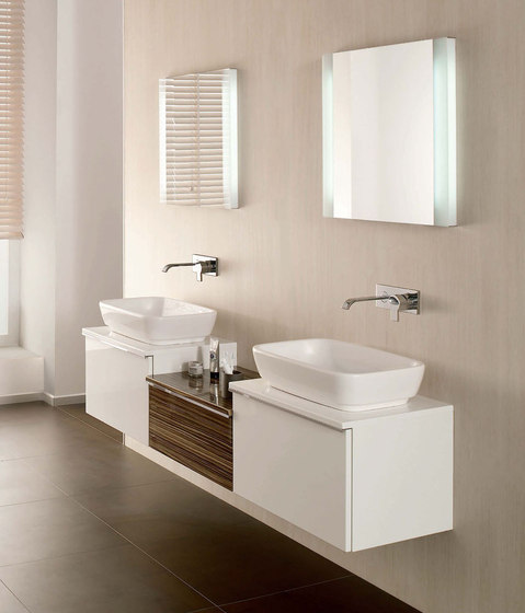 Shift Mirror cabinet by VitrA Bad