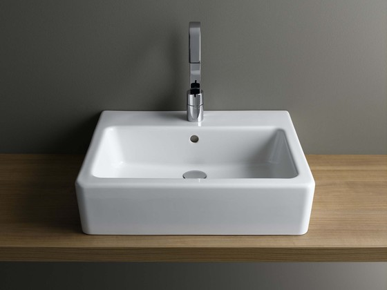 Options Matrix, Flat Shower tray, rectangular by VitrA Bad