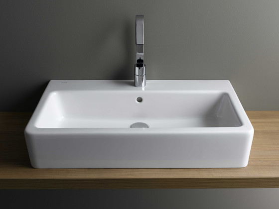 Options Matrix, Bathtub 180 x 80 cm de VitrA Bad