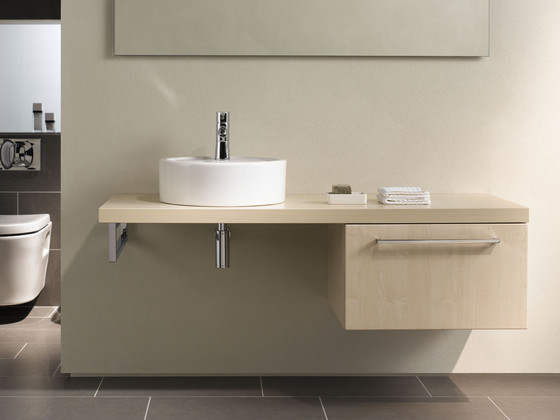 Options Matrix, Bathtub 170 x 75 cm de VitrA Bad