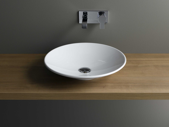 Options Nuovella, Counter washbasin by VitrA Bad