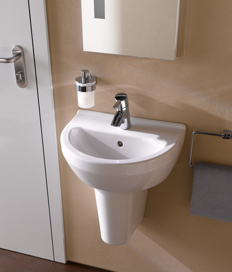 S50 Single lever bath and shower mixer by VitrA Bad