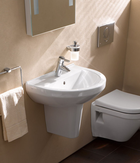 S50 Floor standing WC back to wall by VitrA Bad