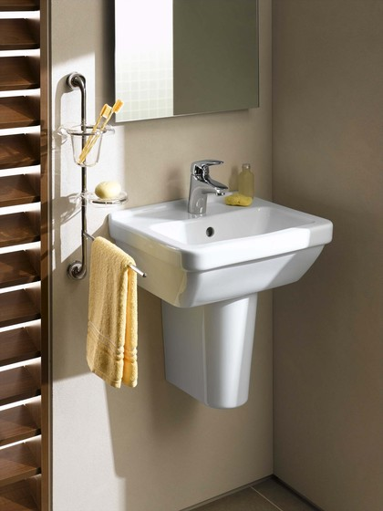 S50 Furniture washbasin, 80 cm by VitrA Bad