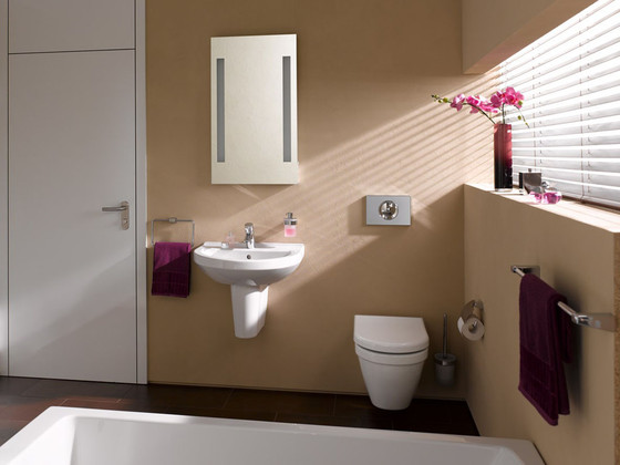 S50 Furniture washbasin, 60 cm by VitrA Bad