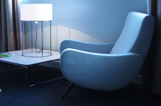 2098 F40 Floor lamp by Luz Difusión