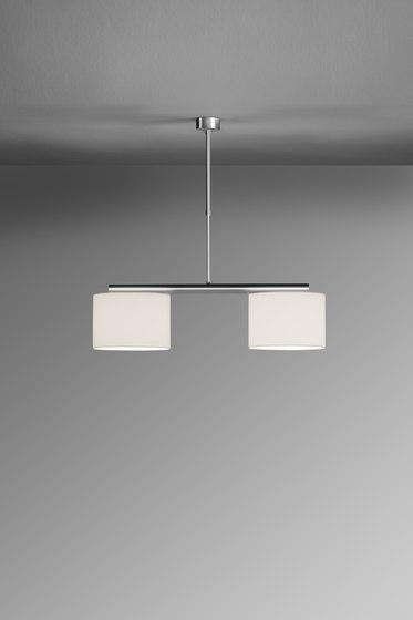 2127-2-LED Pendant Lamp de Luz Difusión