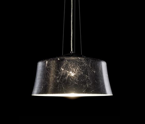 Mauro W3 Wall lamp di Luz Difusión