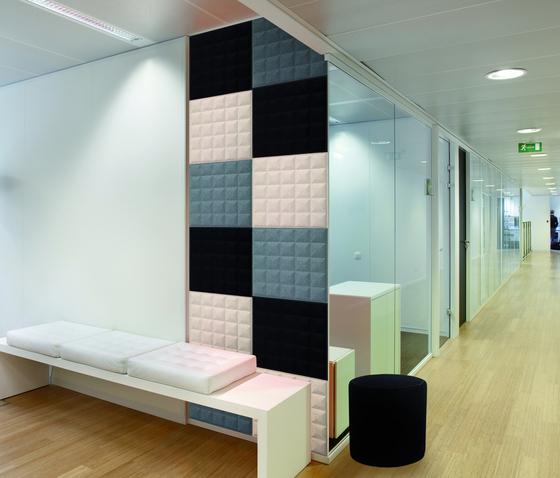 BuzziSkin 3D Tile (4 square) de BuzziSpace
