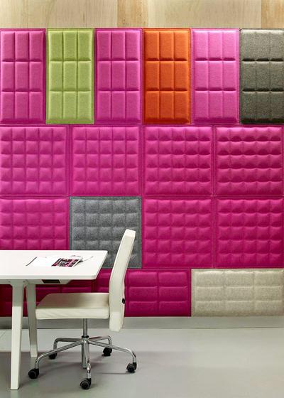 BuzziSkin 3D Tile Square-1 de BuzziSpace