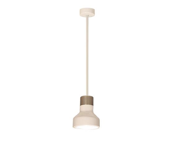 Mute C30 LED Pendant by Luz Difusión