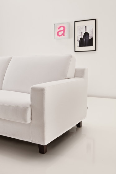 Ciak 3750 Bedsofa by Vibieffe