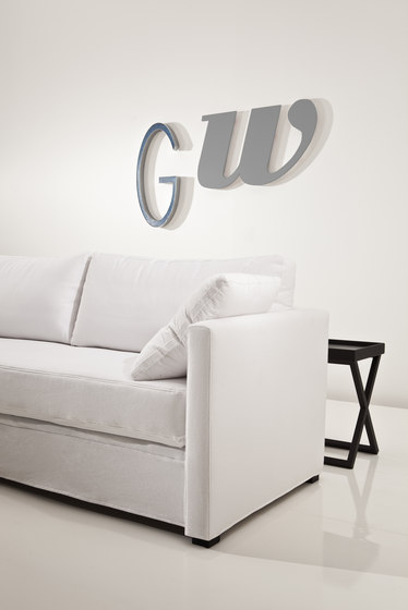 Clik 3850 Bedsofa by Vibieffe