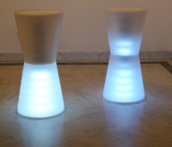 Timelight table lamp di Woka
