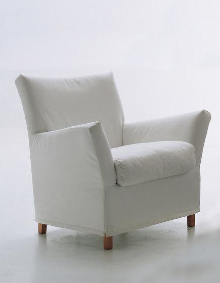 Clotilde 1200 Armchair by Vibieffe