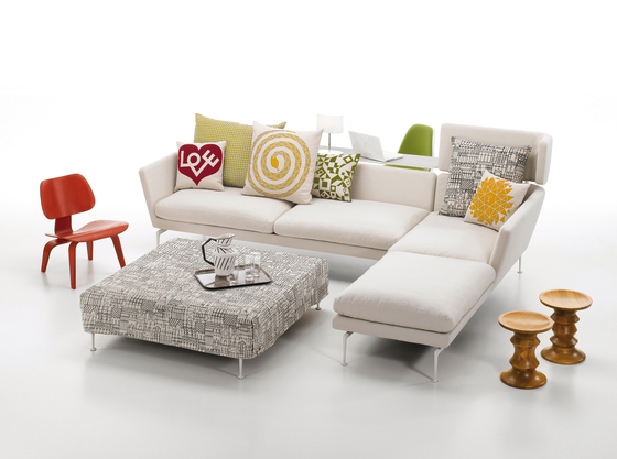 Suita Club Sofa de Vitra