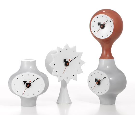 Ceramic Clocks #2 di Vitra