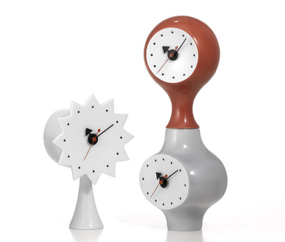Ceramic Clocks #3 by Vitra