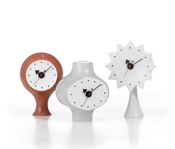 Ceramic Clocks #3 di Vitra