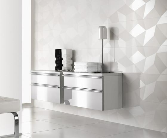 Shape Vanity unit for undercounter washbasin by Villeroy & Boch