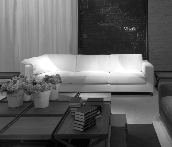 New Liner 177 Sofa by Vibieffe
