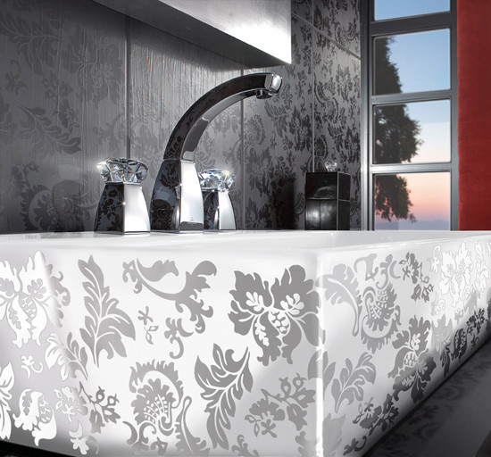 Memento Surface-mounted washbasin by Villeroy & Boch