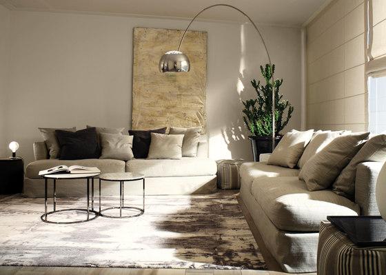 Keeton Armchair WOOD by Meridiani