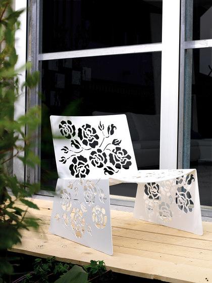 Roses 1450 Sessel von Vibieffe